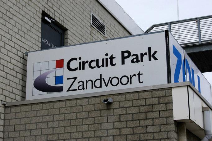 Niederlande Rennstrecke Zandvoort