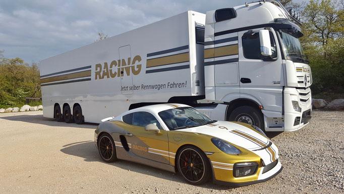 Rheinring Rennwagen selber fahren Motorsport Event