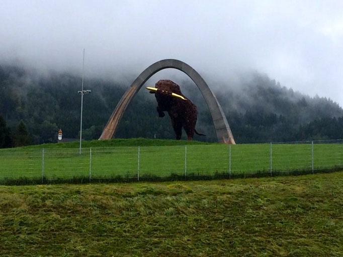 Rennwagen selber fahren Red Bull Ring Spielberg A1 Ring Österreich