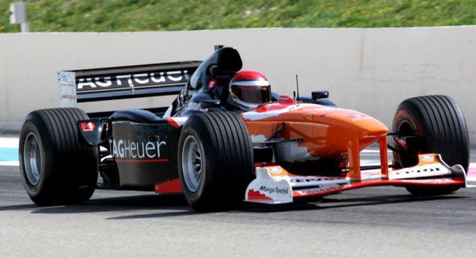 Rennstrecke Paul Ricard, Formel selber fahren