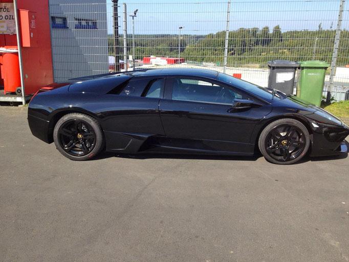 Sportwagenverleih Lamborghini