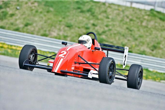 Formel Rennwagen selber fahren Österreich Melk Wachauring Rennstrecke