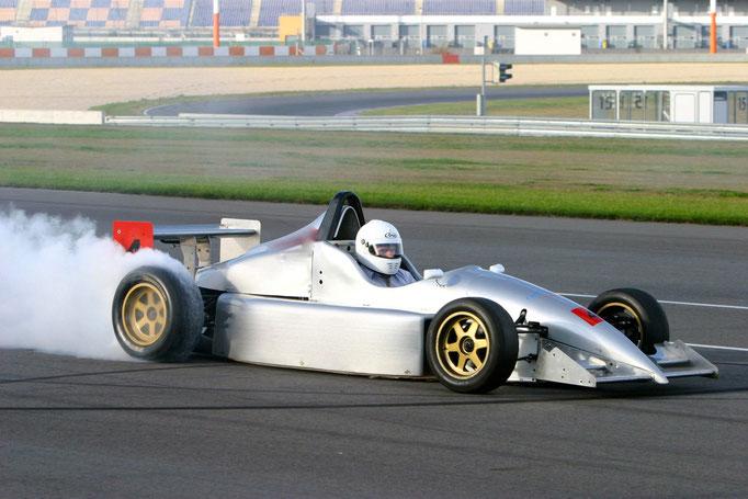 Formel Rennwagen für Messe o.ä. mieten