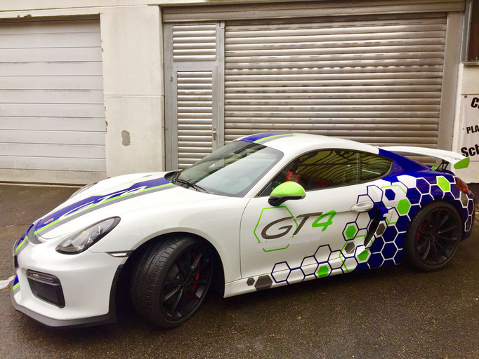 Porsche Rennwagen selber fahren Spa Francorchamps Cayman