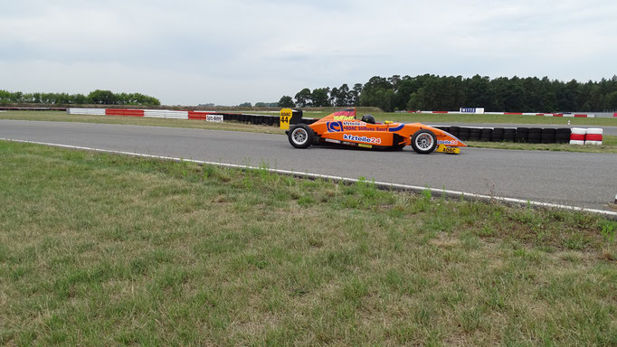 Formel Rennwagen selber fahrne Gutschein