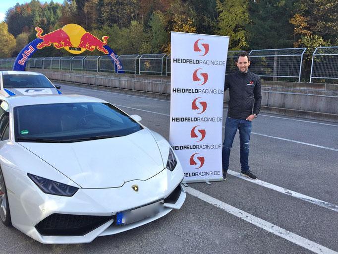 Lamborghini Rennstrecken selber fahren Event