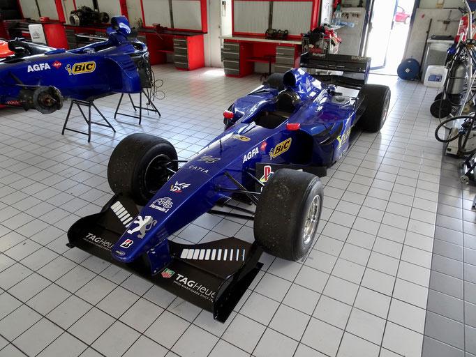 Formel 1 selber fahren Gutschein