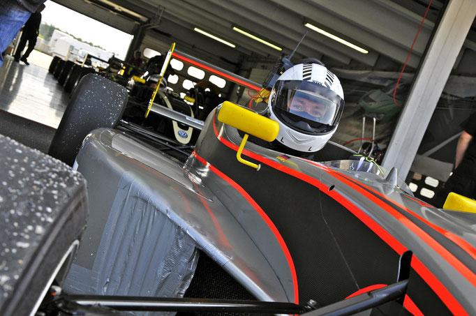Formel selbst fahren Hockenheimring