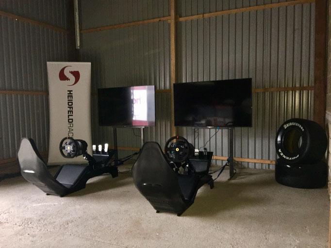 Formel 1 MINI Simulator mieten