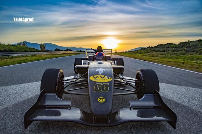 Formel Renault 2,0 Rennwagen selbst fahren