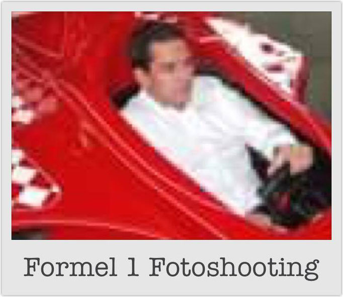Formel 1 Fotoshooting
