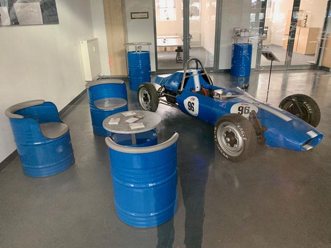 Historischen Formel Rennwagen mieten