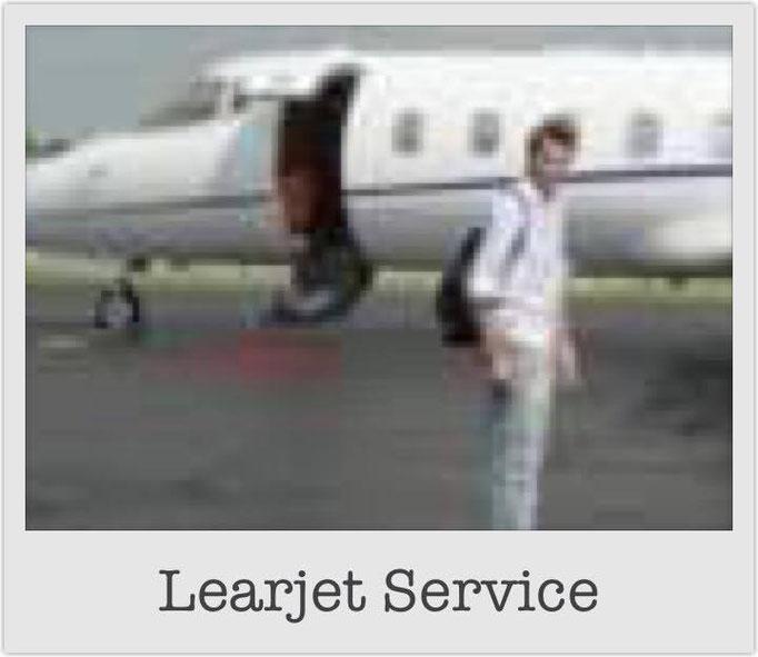 Learjet Service