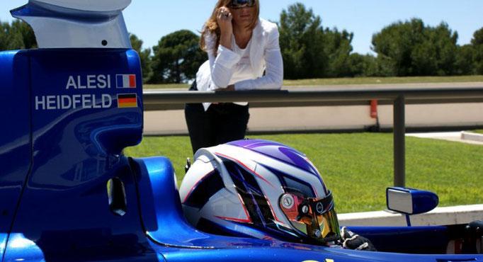 Le Luc Rennstrecke F1 fahren