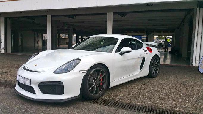 Porsche Rennwagen selber fahren Salzburgring Österreich