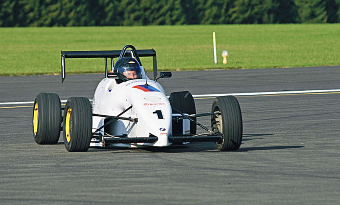 Motorsport Erlebnis