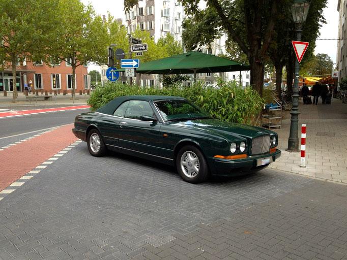 Sportwagen Düsseldorf mieten