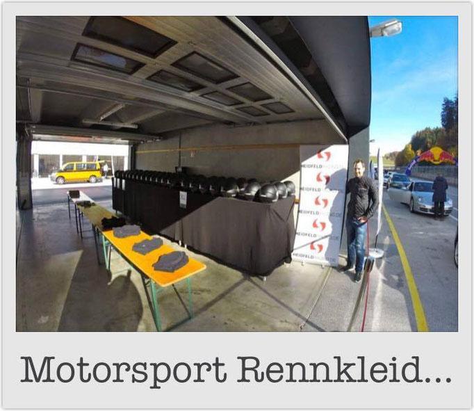 Motorsport Rennkleidung