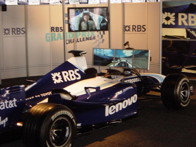 Huur Formule 1 Simulator