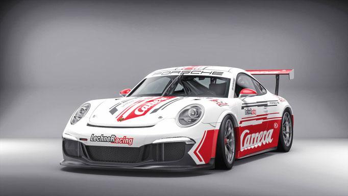 Racing Porsche GT3 Cup RACE-TAXI