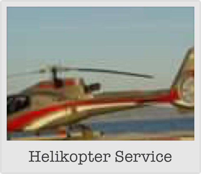 Helikopter Service