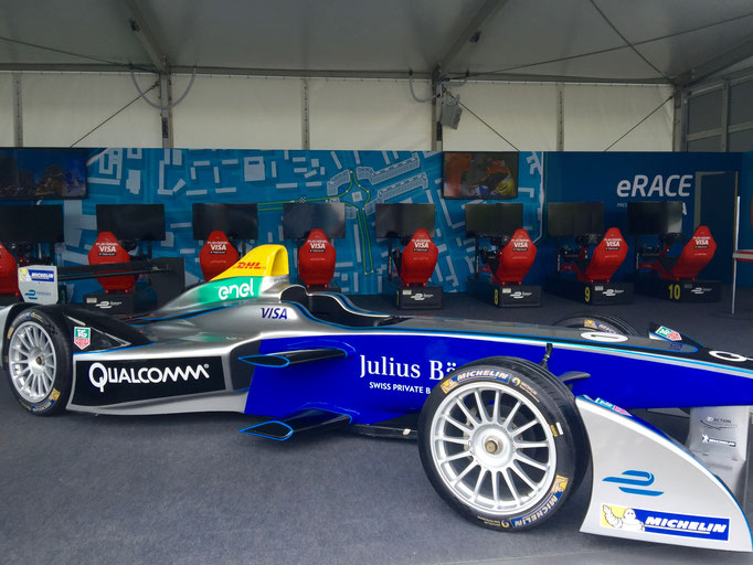 EMotion Formula E Club