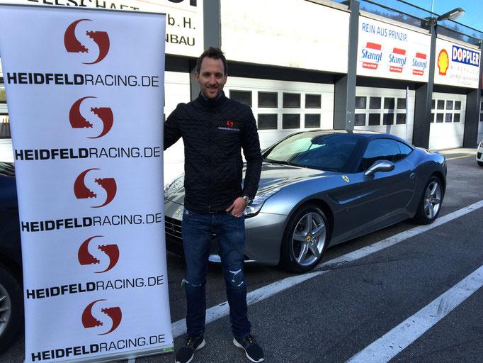Rennwagen selber fahren Österreich