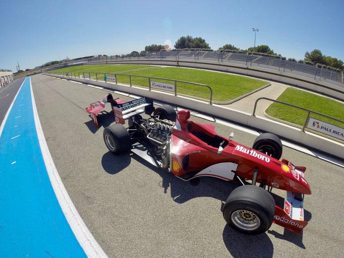 Formel 1 selber fahren Geschenk