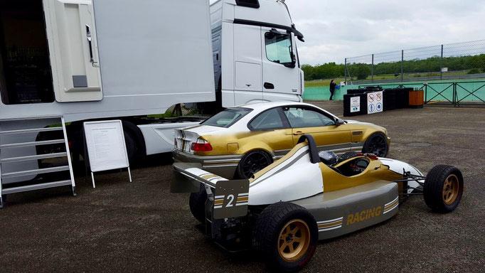 Formel 1 selber fahren Dijon Prenois in Frankreich, nahe Genf, Zürich, Schweiz