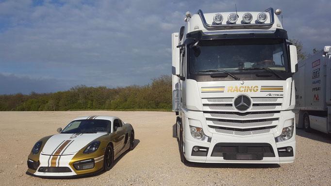 Porsche Rennwagen selber fahren Dijon Prenois in Frankreich, nahe Genf, Zürich, Schweiz