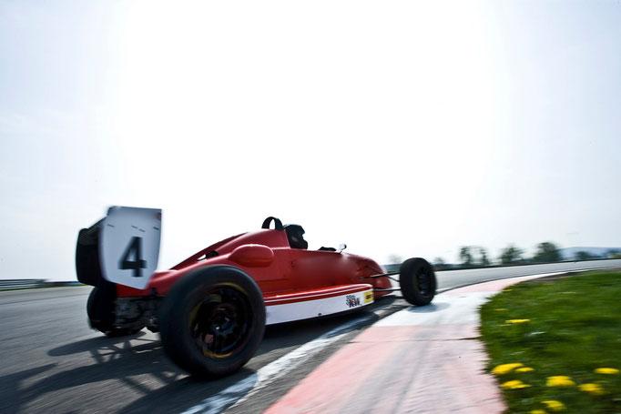 Formel Rennwagen Training selber fahren Österreich Melk Wachauring