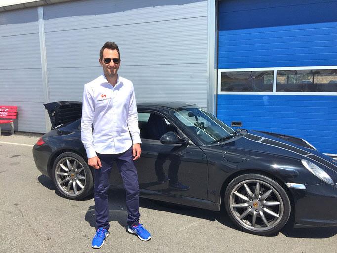 Porsche Renntaxi Event