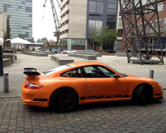 Porsche 911 GT3 mieten Düsseldorf