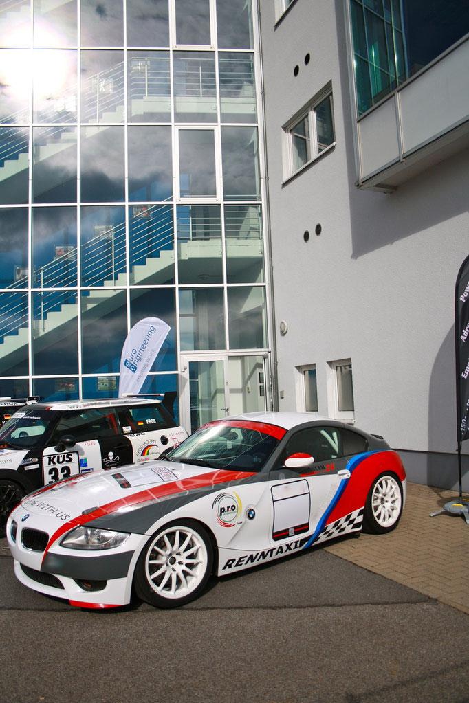 Renntaxi Sachsenring