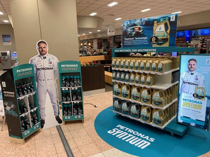 Messe Auto Motorsport Formel 1 Dekoration