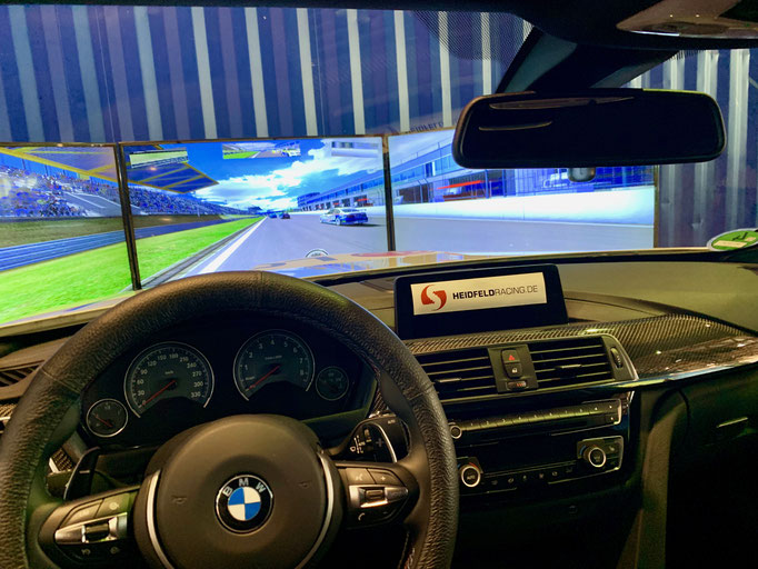 Motorsport Simulator mieten