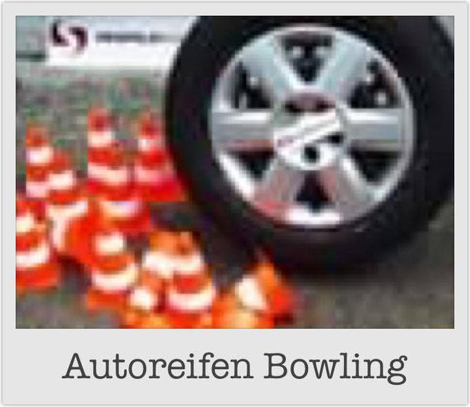 Autoreifen Bowling
