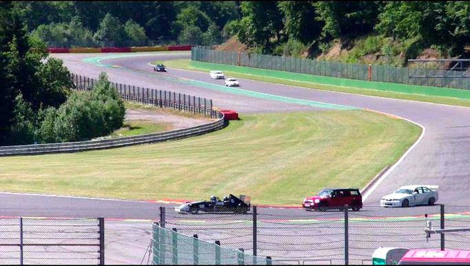 Formel 1 selber fahren SPA