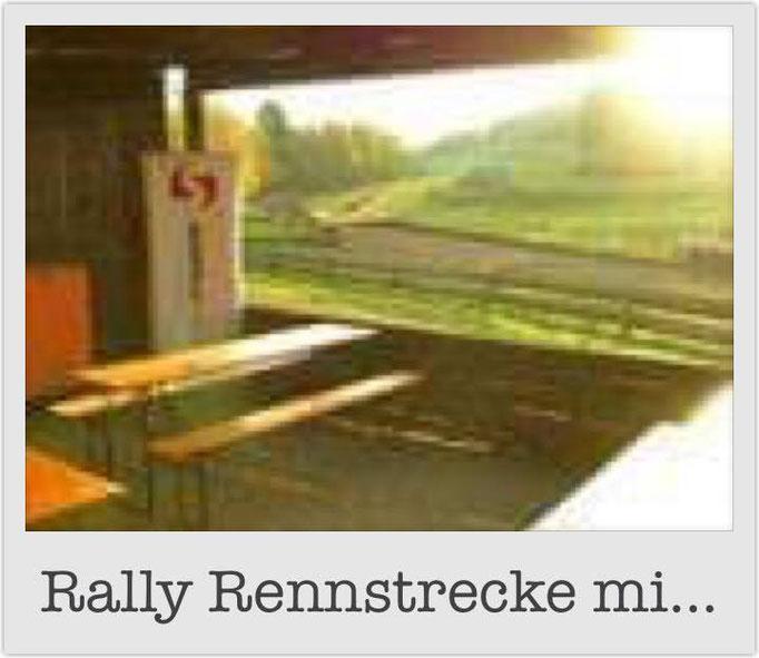 Rally Rennstrecke mieten