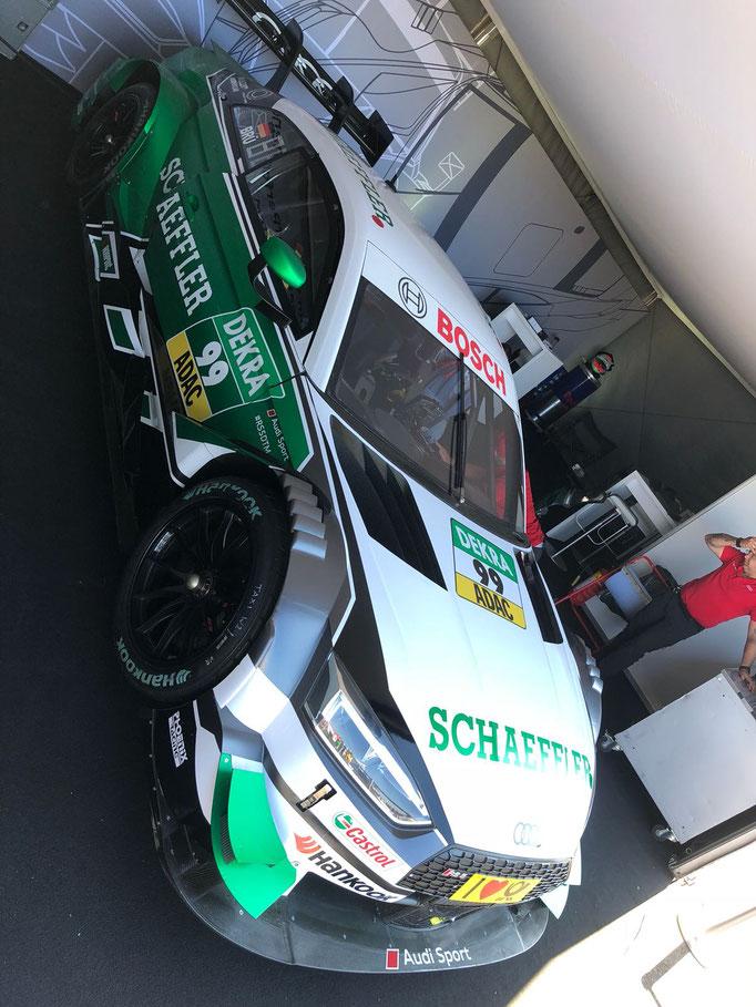 DTM Renntaxi Gutschein