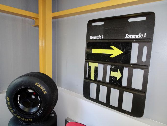 Motorsport Dekoration mieten