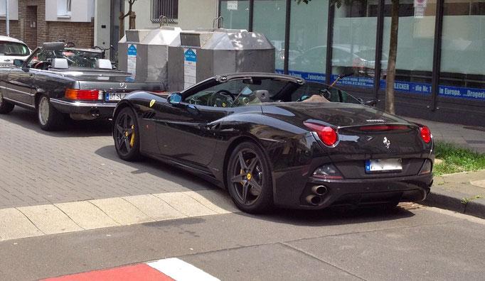 Ferrari California mieten