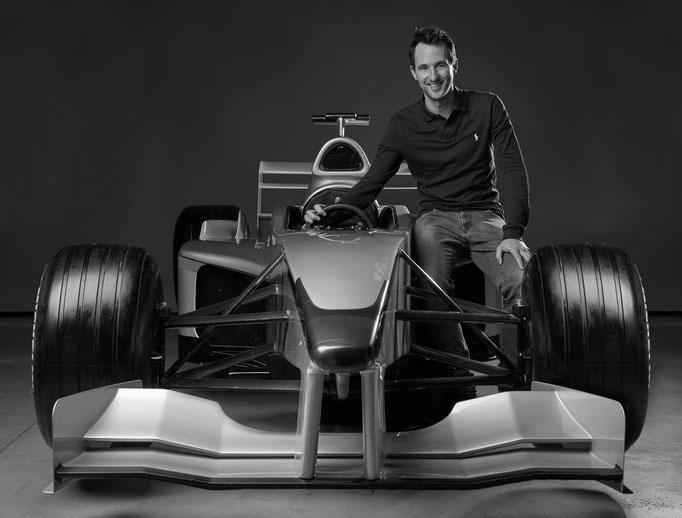 F1 für Messe mieten, Formula 1 Showcar rental hire