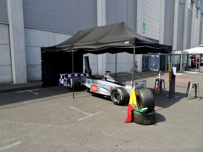 PitStop Challenge F1 Radwechsel Simulatoren