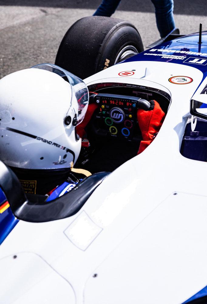 Formel 1 selber fahren Gutschein Geschenk