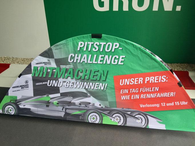 Formel 1 Pitstop Challenge