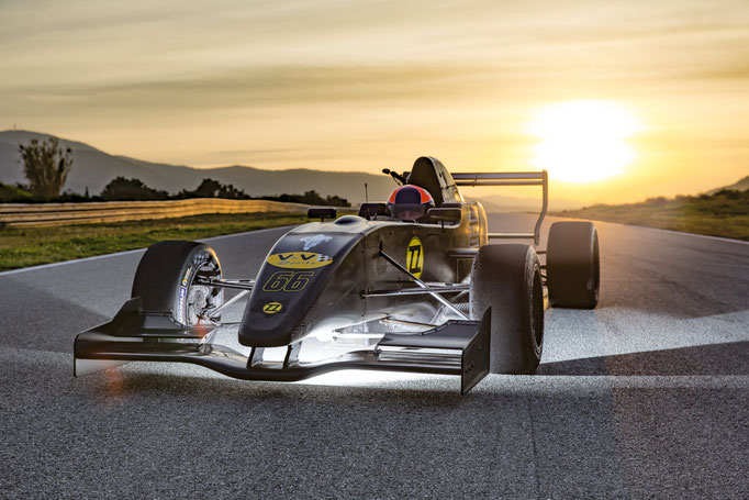 Formel Renault 2,0 selber fahren