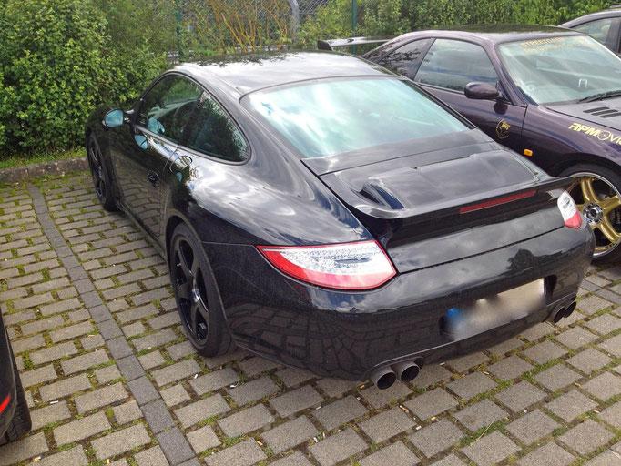 Porsche 911 Turbo mieten