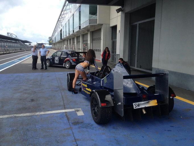 Formel selber fahren Nürburgring