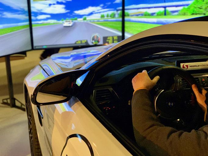 Auto PKW Simulator leihen